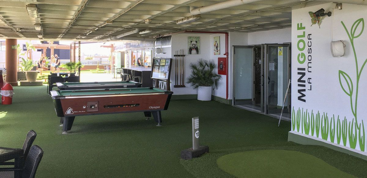 Mini bowling La Mosca 4