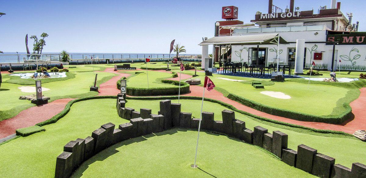 Mini golf La Mosca 3